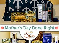 Mother's Day Gift Idea / Spa Gift Ideas