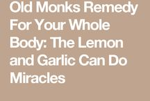 Monks remedy