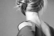 Cert III look book long hair 2  / Knots