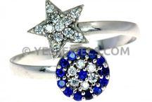 Yüzük / Rings / YesJewels.com 'da her gün farkı ürünleri bulabilirsiniz.