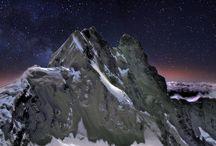 Mount Ushba / Mount Ushba