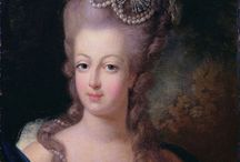 History - Marie Antoinette / by Nina Rivas