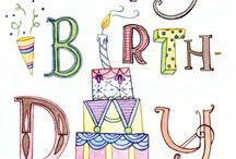 Birthday / by Lindsey Caneso