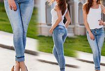 Мода женской одежды