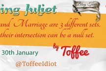 FINDING JULIET BY TOFFEE