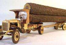 coches madera