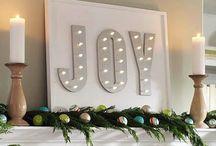 DIY - Christmas decor