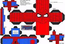 Spiderman eske