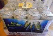 Campanie de testare organizata de BuzzStore si Bergenbier / Tastare noile doze de bere termosesnsibile de la Bergenbier si noua bere fresh cu aroma de soc!