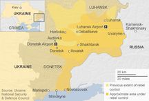 Ukraine East Fighting Russian Invasion