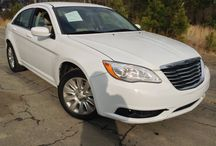 2012 Chrysler 200 LX Sedan For Sale at The Auto Finders Dealership in Durham NC