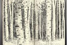 Beautiful sketchbooks