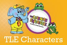 TLE Characters! / Meet our TLE Characters!