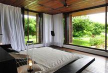 寝室のデザイン