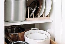 Kitchen / by Ashley Nowell