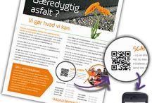 Annonce layout / Ideer til annoncer