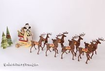 A paper craft christmas