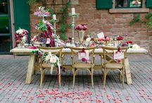 Wedding Styled Shoot Lusthaus