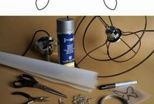 Kelebekli lamba çevresi yapımı