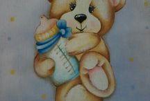 Pintura bebe