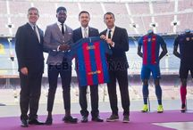 Samuel Umtiti / by FC Barcelona