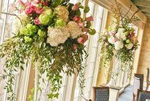 flower arrangement tall