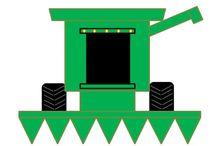 otto combine harvesters