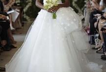Wedding Dress Ideas / by Natasha Faloon