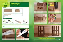 DIY Projects / a Variety of Home & DIY projects with Lasher Tools