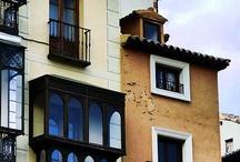 Arquitetura de casas / Fachadas