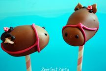 Cake Pops / by Becky Chelette McCoy