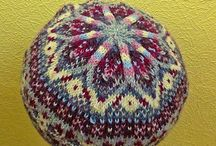 Hats knitted