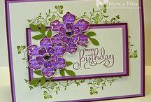 Card Ideas / by Kristy Hickson