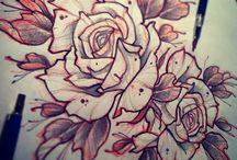 Ruusut ja kukat