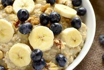 Food - Breakfast - Oatmeal