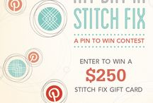 My Day In Stitch Fix / by Katrina Muhlestein