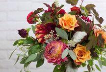 N & T Rustic Elegant Wedding / Bouquets and inspiration for a rustic and elegant wedding