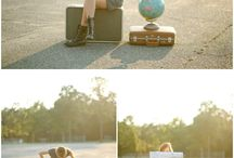 Travel / moodboard for travel photoshoot