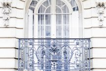 Paris inspiration / Inspiration for our trips to #PFW