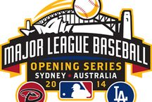 My trip to Sydney... / Originally just going to see the MLB games, now doing all the touristy things too!