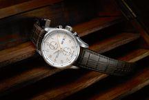 Swiss Made Automatic Chronographs