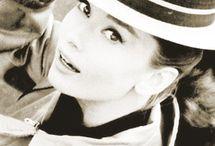 Celebrity:  Audrey Hepburn