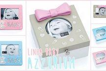 Linha Baby! / Para decorar o espaço dos pequenos e pequenas!