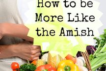 Being more Amish