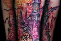 Castle Tattoos / by Haily Peterson