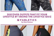 Fabletics by Kate Hudson. Product Showcase! / Showcase of Fabletics by Kate Hudson products.