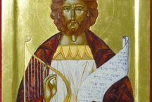 król Dawid / Ikony eicon