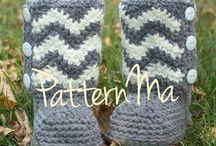 crochet / by Meg Duffy