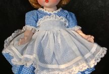 MADAME ALEXANDER DOLLS / by Bonnie Blankenship