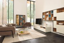 Living with colors / Accent colors for your living room